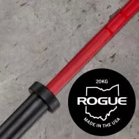The Rogue Ohio Bar is available with cerakote