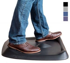 Topo Mat - This useful device helps you stand more - and enjoy the health benefits of less sitting