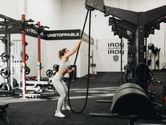 Torque Fitness Endless Rope Trainer commercial quality