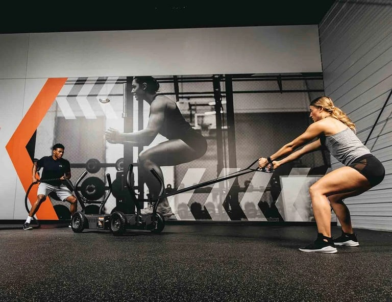 Torque Fitness Tank M4 GT - Team Trainer with users