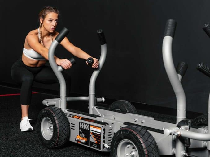 Torque Fitness Tank MX pushed quarter right