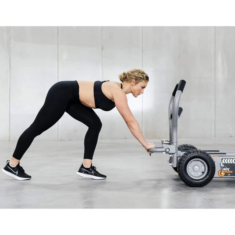 Torque Fitness Tank MX with a user 4
