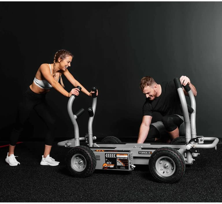 Torque Fitness Tank MX with users