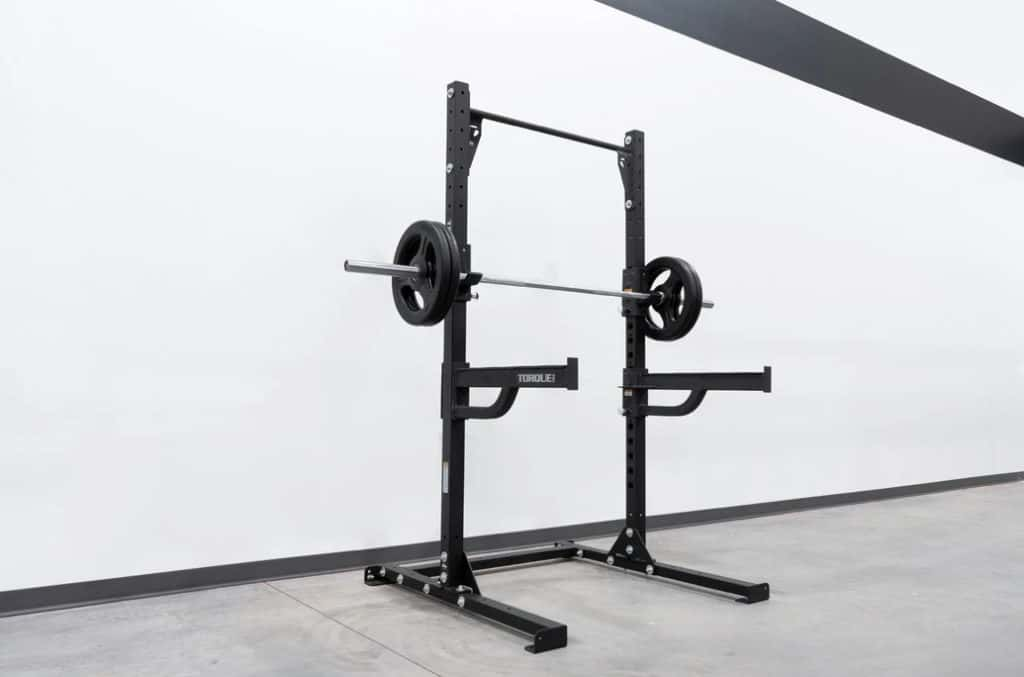 Torque USA High Squat Rack With Pull-Up Bar main