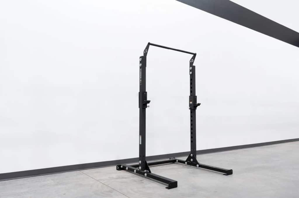 Torque USA Short Squat Rack with Pull-Up Bar main
