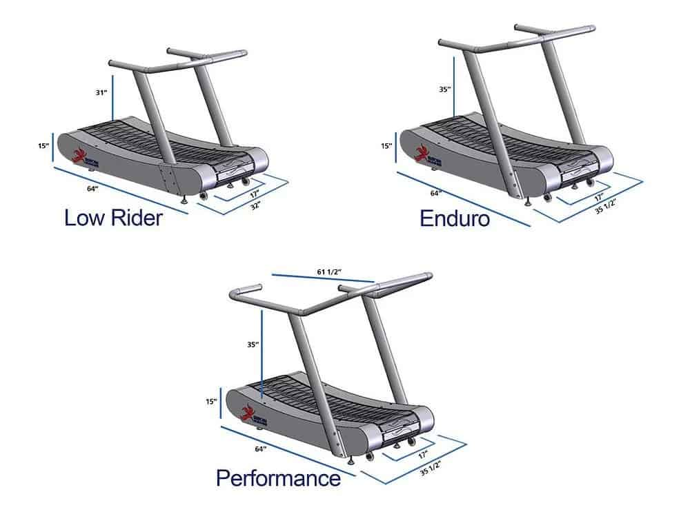 There are 3 different models of the TrueForm Runner treadmilll - which is the best? Depends on what you need.