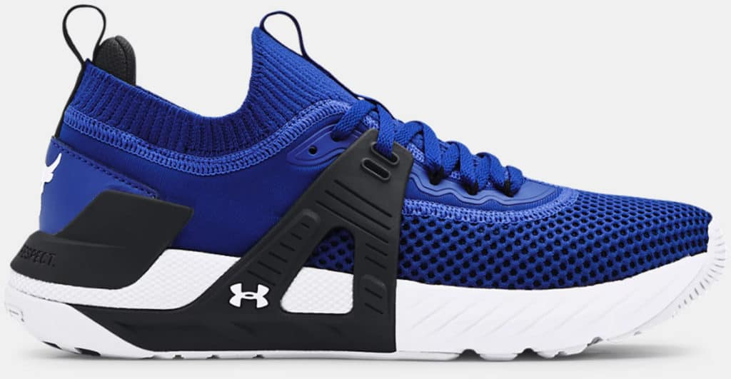 Under Armour Men's UA Project Rock 4 Training Shoes right side
