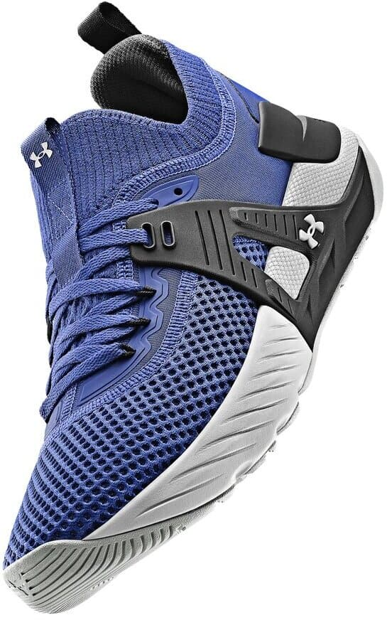 Under Armour Mens UA Project Rock 4 Training Shoes side