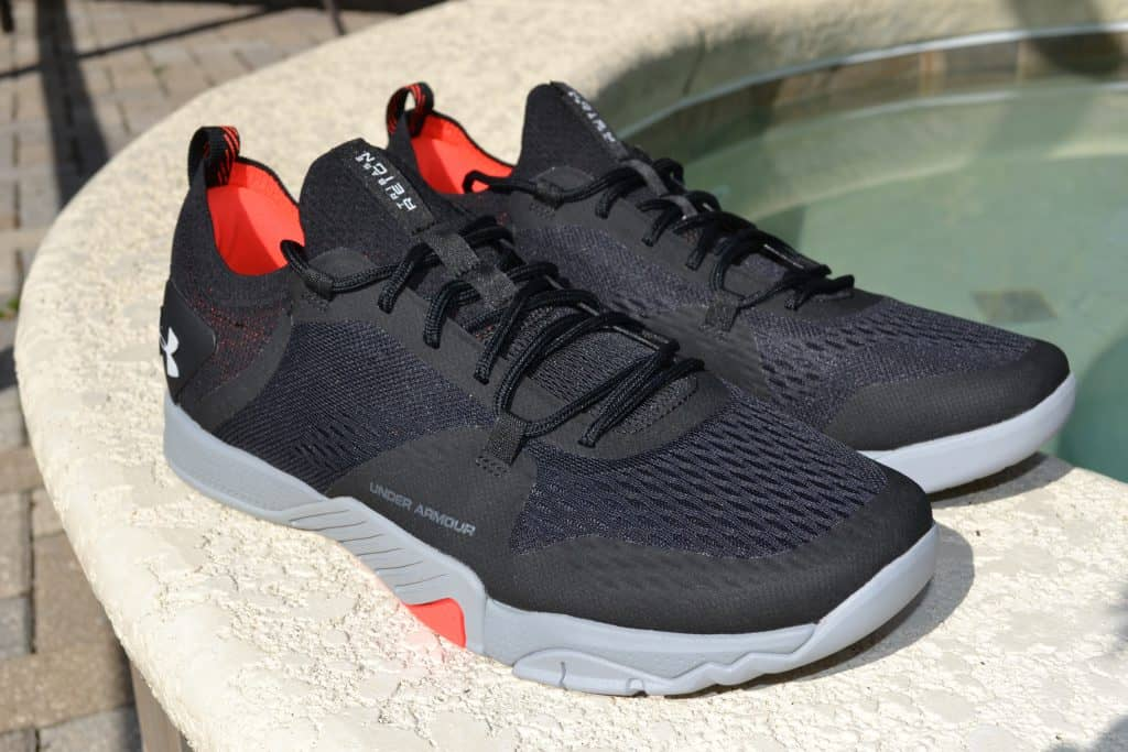 Under Armour TriBase Reign 2 - new cross trainer from UA for 2020 - great for CrossFit!