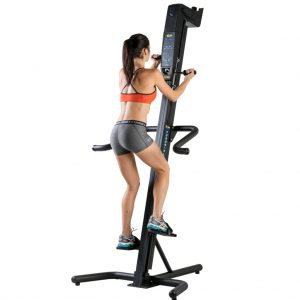 VersaClimber SM supports bluetooth and more