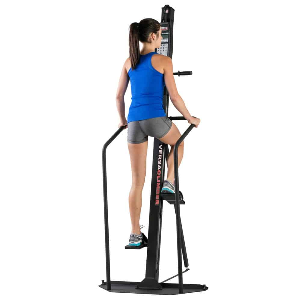VersaClimber H/HP Review - All Major Muscle Groups involved