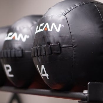 Vulcan Medicine Balls quarter view