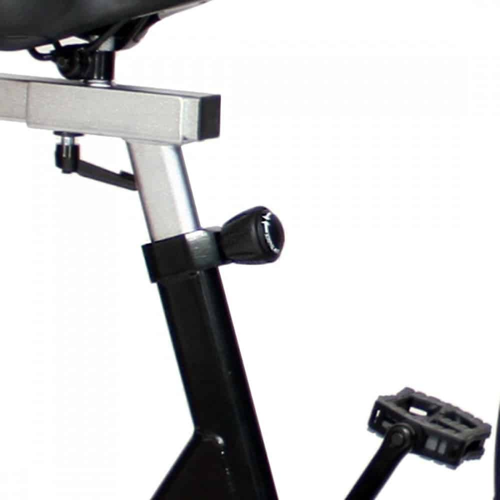 Xebex Air Bike - Seat Height
