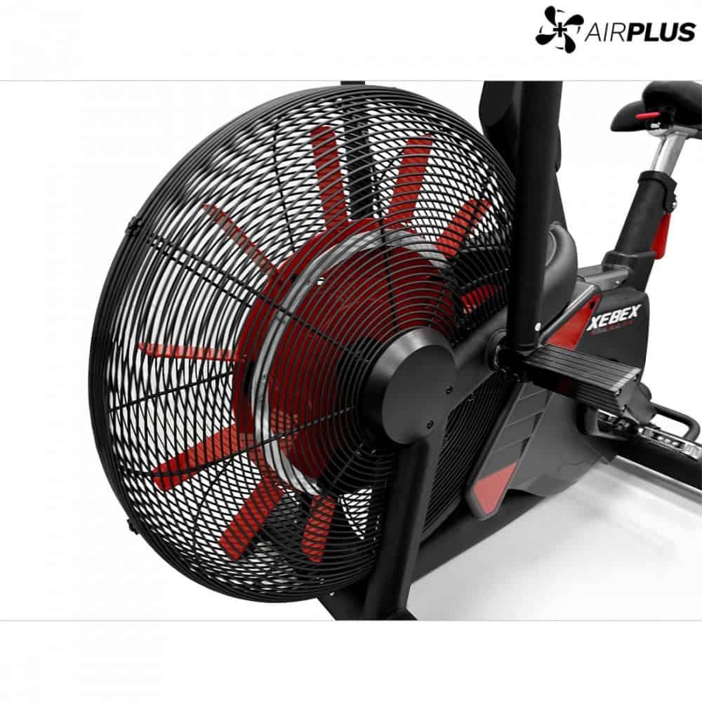 Xebex AirPlus Expert Bike 2.0 Fan