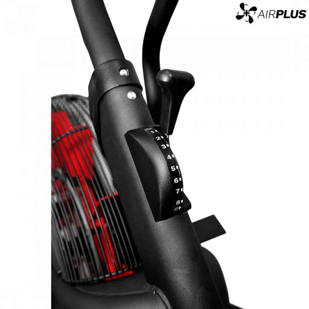 Xebex AirPlus Expert Bike 2.0  - Air and Magnetic resistance