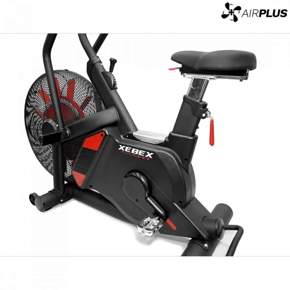 Xebex AirPlus Expert Bike 2.0 improved