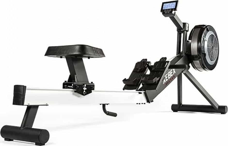 Xebex Rower 3.0 raised seat