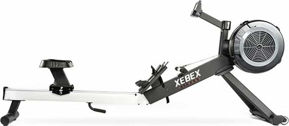 Xebex Rower 3.0 Review - Side Profile