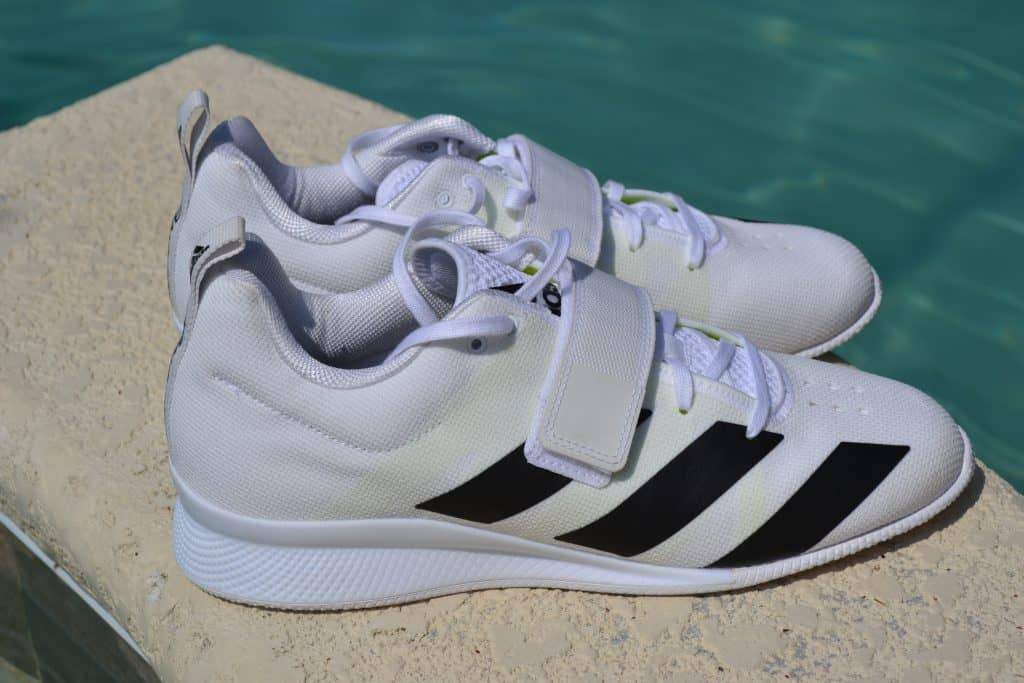 Adidas Adipower II weightlifting shoe