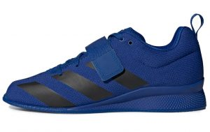 ADIDAS ADIPOWER WEIGHTLIFTING II SHOE - MEN'S - Royal / Black