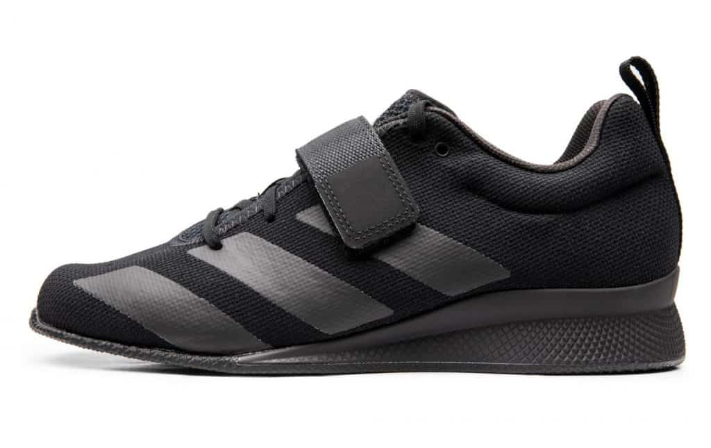 ADIDAS ADIPOWER WEIGHTLIFTING II SHOE - MEN'S - in Black