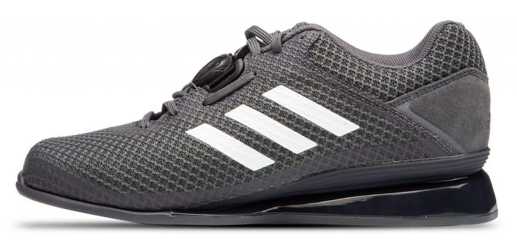 Adidas Leistung 16 II weightlifting shoe - an advanced weightlifters shoe.