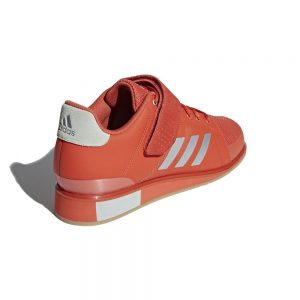 Adidas Power Perfect 3 Weightlifting Shoe - SUPPORTIVE SHOES THAT GIVE LIFTERS THE EDGE.