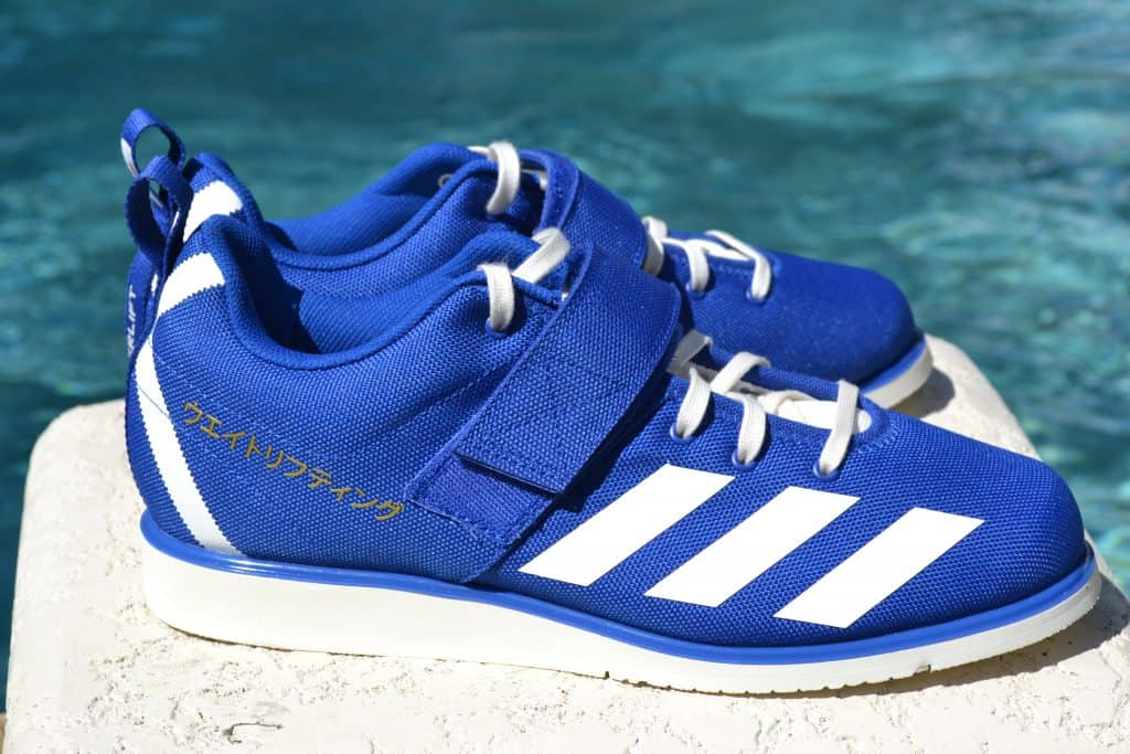 Adidas Powerlift 4 Weightlifting Shoe - Side 1