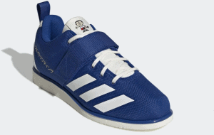 Adidas Powerlift 4 Weightlifting Shoe - Blue