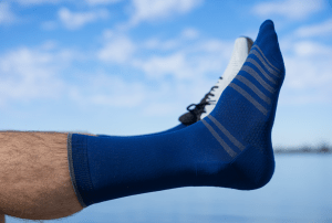 ALMI All-Day Performance Dress Sock - For the office or the CrossFit WOD