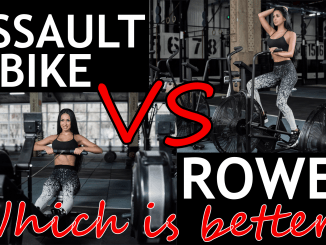 assault bike versus rower - which is better?