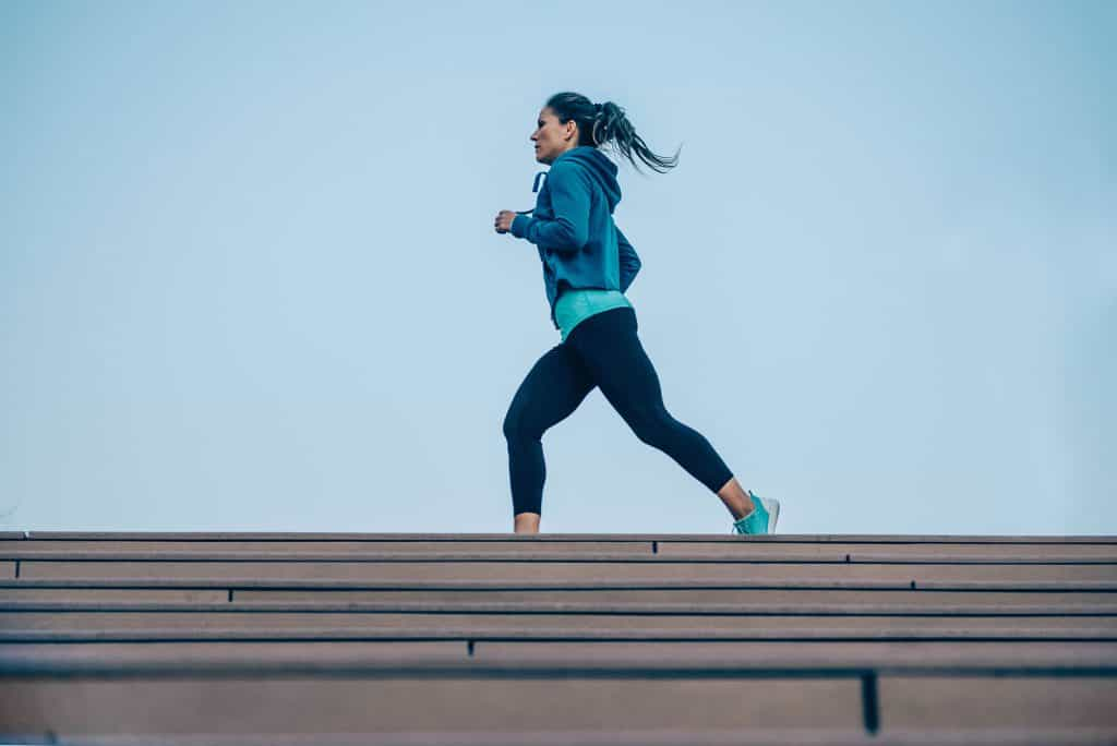 Jogging is excellent cardiovascular exercise.