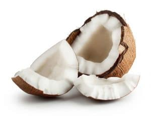 Coconut is a keto power food