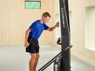 The Concept 2 SkiErg is an American-made, precision engineered Nordic skiing machine from the makers of the industry's most trusted indoor rowers.