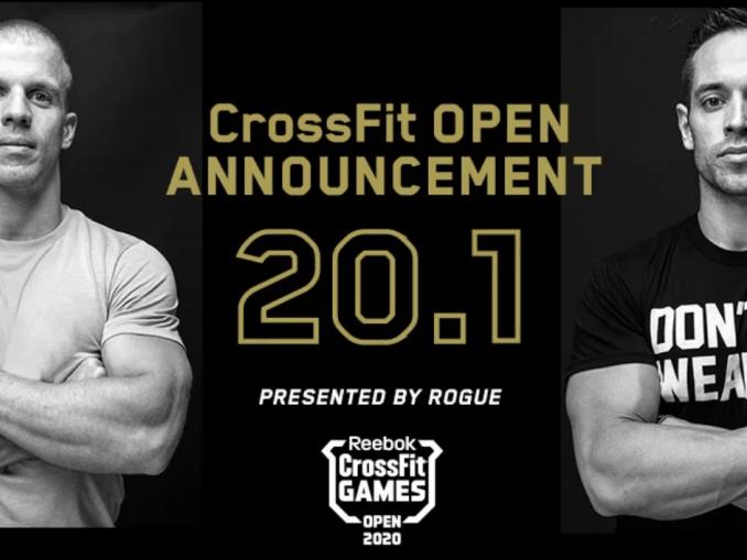 CrossFit Open 2020