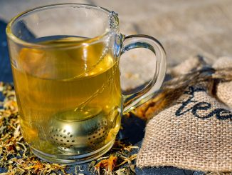 Tea - Tea is a healthy drink, low in calories and loaded with nutrients