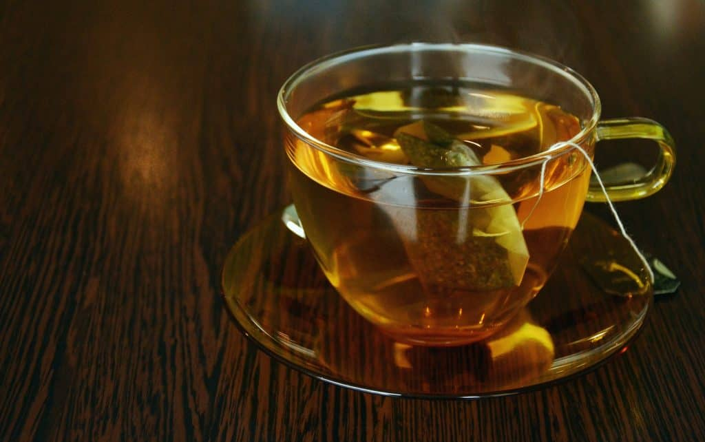A cup of tea- healthy, nutritious, and delicious