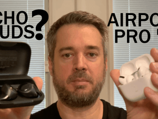 Echo Buds vs AirPods Pro