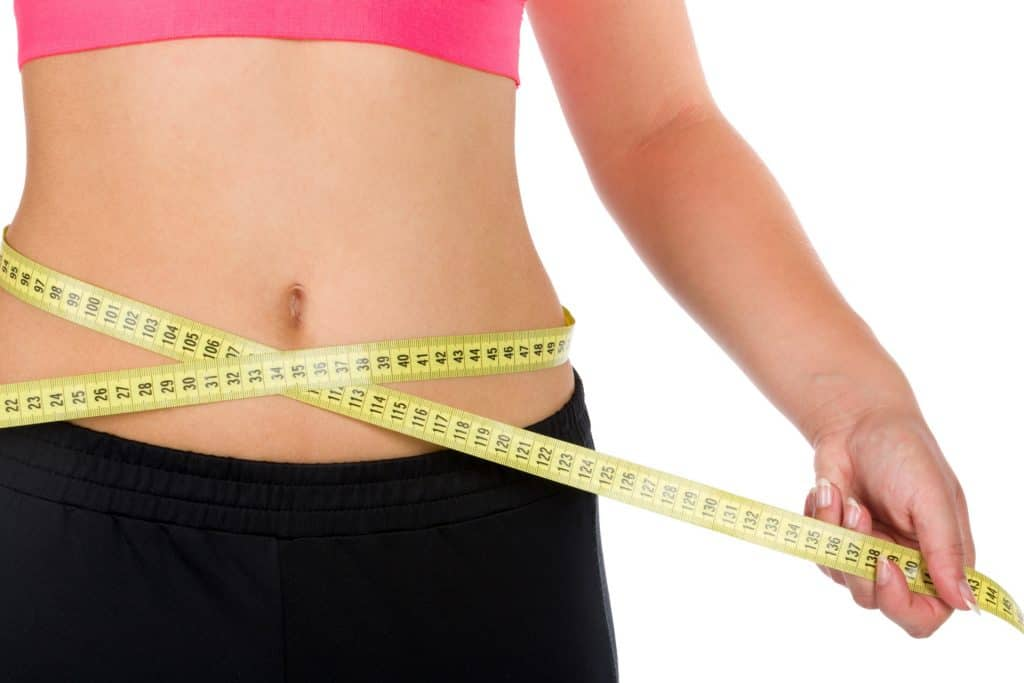 A tape measure can be an important tool for tracking weight loss performance