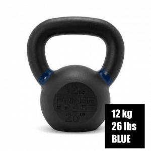 Fringe Sport Prime Kettlebell - 12kg  - Blue