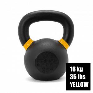 Fringe Sport Prime Kettlebell - 16kg - Yellow