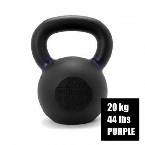 Fringe Sport Prime Kettlebell - 20 kg - Purple