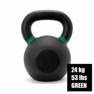 Fringe Sport Prime Kettlebell - Green - 24 kg