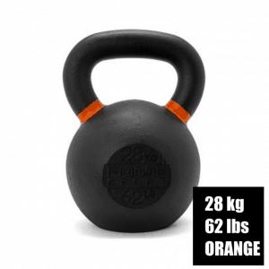 Fringe Sport Prime Kettlebell - Orange - 28 kg