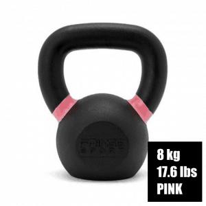 Fringe Sport Prime Kettlebell - 8kg - Pink
