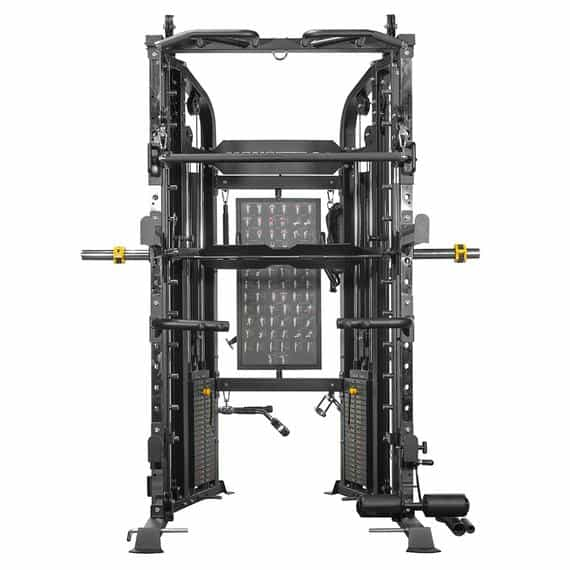 Monster G6 Power Rack, Functional Trainer & Smith Machine Combo
