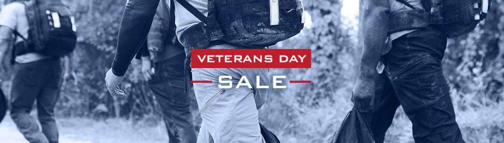 GORUCK Veterans Day Sale 2019