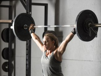 """CrossFit Open Workout 20.1 required """"Ground to Overhead"""""""