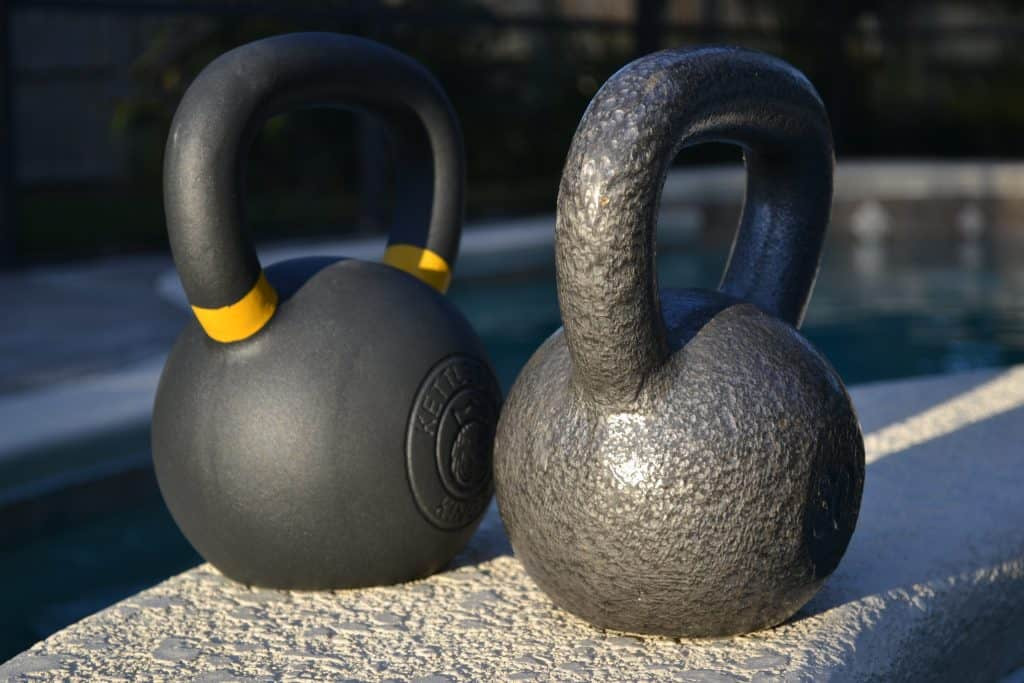 Walmart kettlebell vs kettlebell kings kettlebell - great finish on the kettlebell kings