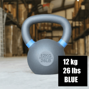 Kettlebell Kings - 12kg - Blue